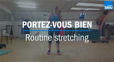Portez-vous bien : une routine stretching
