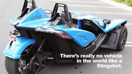 2020 Slingshot SL First Drive Review