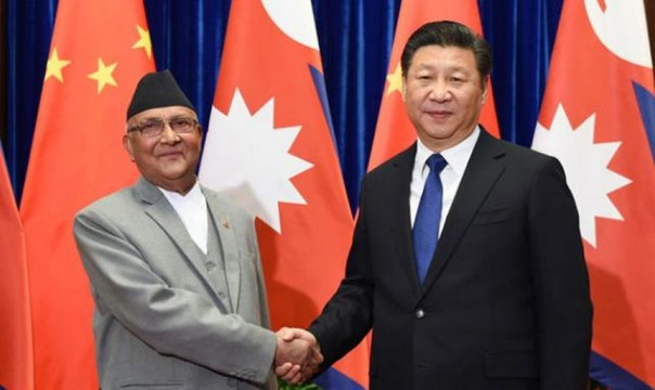 Nepal's New Political Map Claims India's Territories