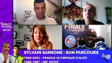 Sylvain Sansone est l'invité du Club 1906
