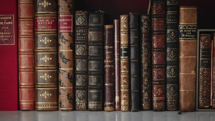 The Oddest Terms Used for Antique Books, Explained