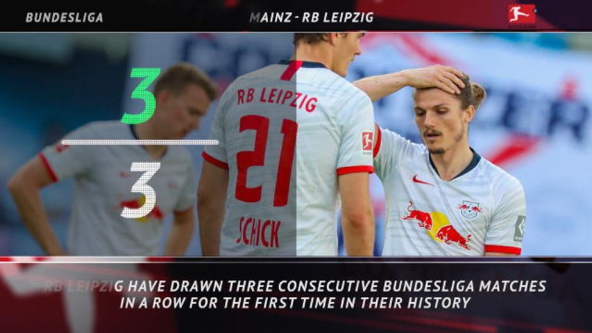 5 Things Leipzig Stuck In Record Stalemate On Bundesliga Restart Video Dailymotion