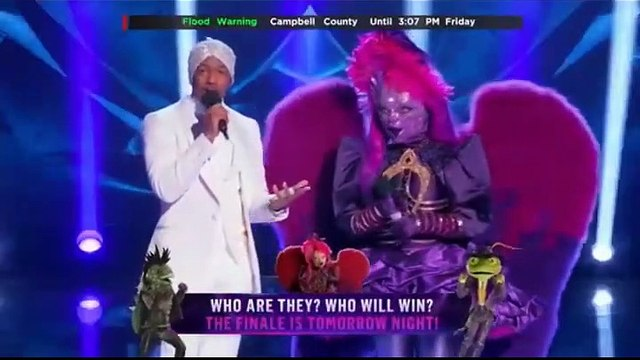 The Masked Singer- Road to the Finals 05/19/2020