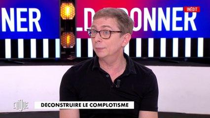 Gérald Bronner : Déconstruire le complotisme - Clique - CANAL+