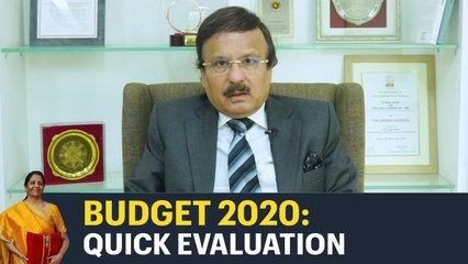 Budget 2020: Quick evaluation by Rakesh Nangia