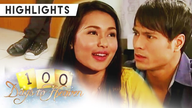 Yanie continues teasing Bart to Sophia | 100 Days To Heaven