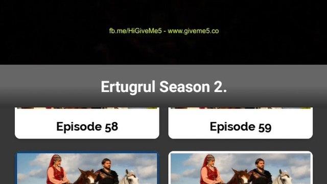 Ertugrul Ghazi Urdu drama season 2 Episode 60 full Urdu/Hindi ) /ErtugrulGhaziUrdustatus season 2 #ertugulghizeurdu #season2 #episode60