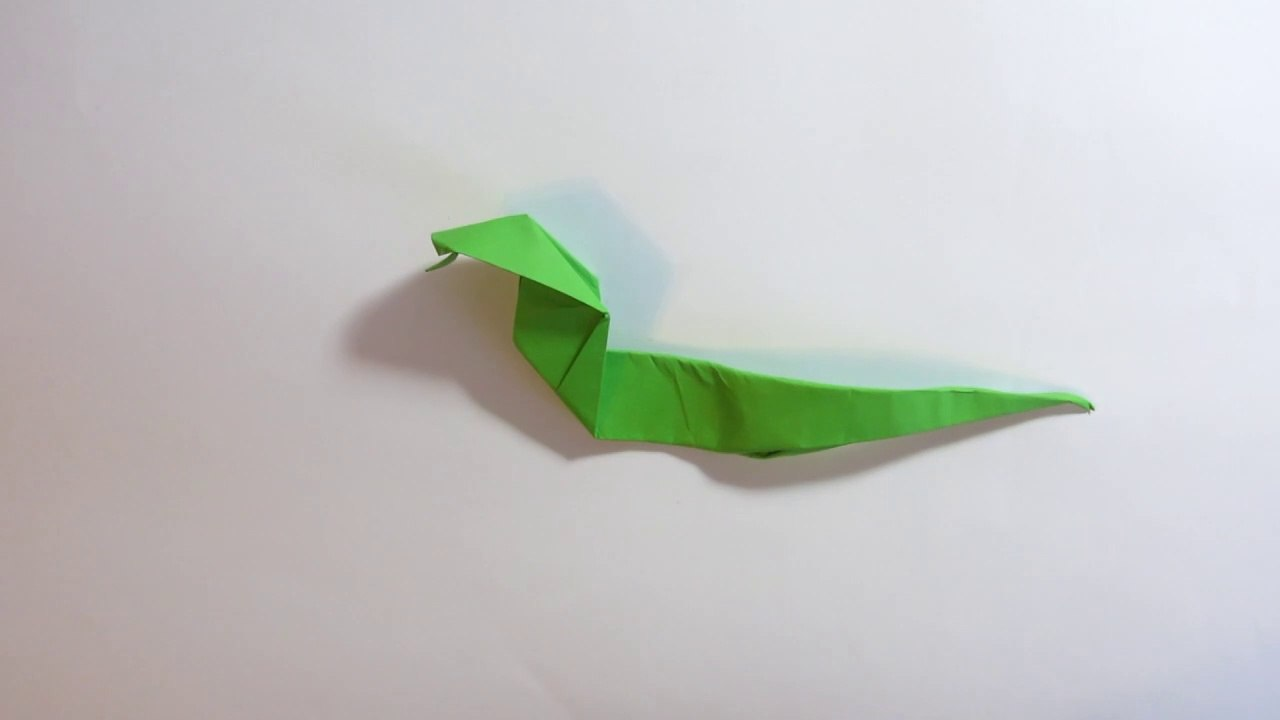 I Asped When I Saw These Incredible Origami Snakes | 720x1280
