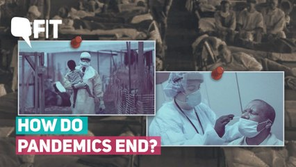 How is the COVID-19 pandemic likely to end?