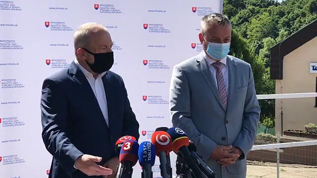 ZÁZNAM: TK štátneho tajomníka MŠVVŠ SR pre šport Ivana Husára
