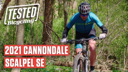 2021 Cannondale Scalpel SE | TESTED