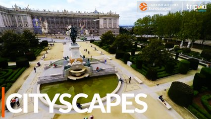 EuroLeague Cityscapes: Real Madrid