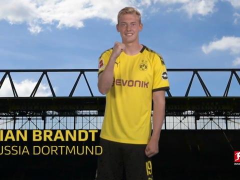 Dortmund - Brandt : ''Tout donner pour essayer de rattraper notre retard?''