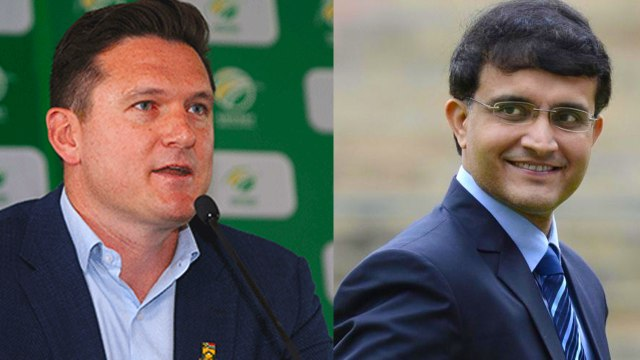 Graeme Smith supports Ganguly to become ICC Chairman