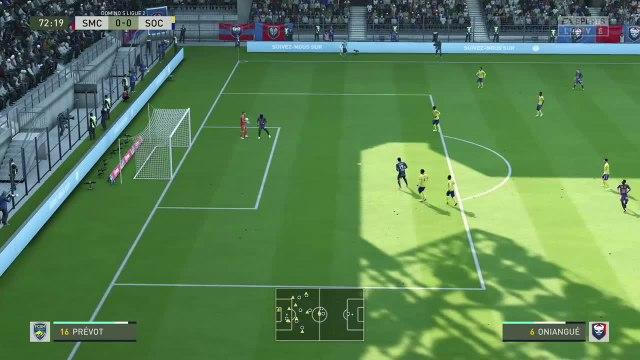 Stade Malherbe de Caen - FC Sochaux : notre simulation FIFA 20 (L2 - 38e journée)