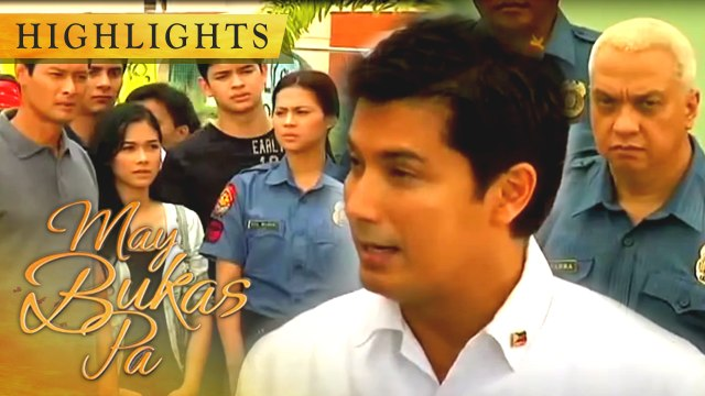 Mayor Enrique shows off by bringing Mario's job back to him | May Bukas Pa