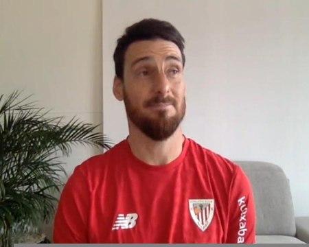 Bilbao - Aduriz : ''Prendre conscience de ce qui compte vraiment''