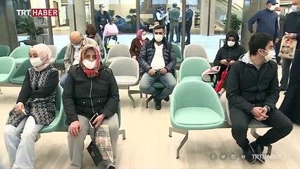 Başakşehir Çam ve Sakura Şehir Hastanesi hastalardan tam not aldı