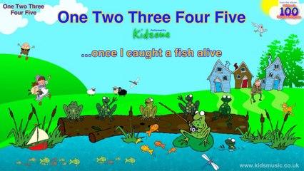 Kidzone - One Two Three Four Five
