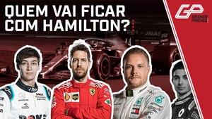 QUEM SERÁ o parceiro de HAMILTON na Mercedes em 2021? | GP às 10