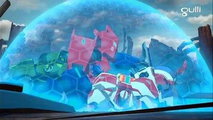 Transformers Robots In Disguise Saison 3 Combiner Force Episode 26 Les Combattants de la liberté