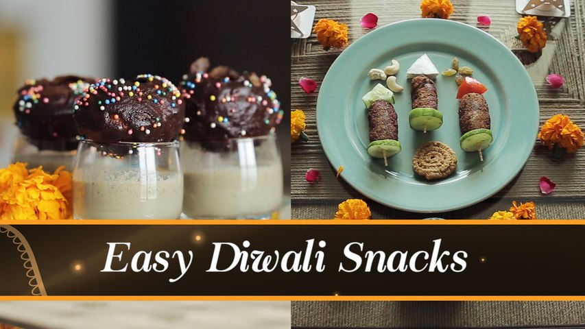 Easy recipes for your Diwali Party