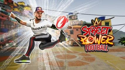 Street Power Soccer - Trailer d'annonce