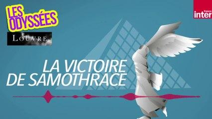 La découverte de la Victoire de Samothrace - Les Odyssées du Louvre