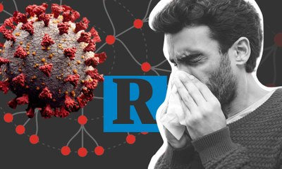 What does the 'R' number of coronavirus mean? – video explainer