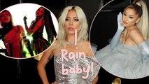 Lady Gaga and Ariana Grande Drop New Single 'Rain on Me' — Listen