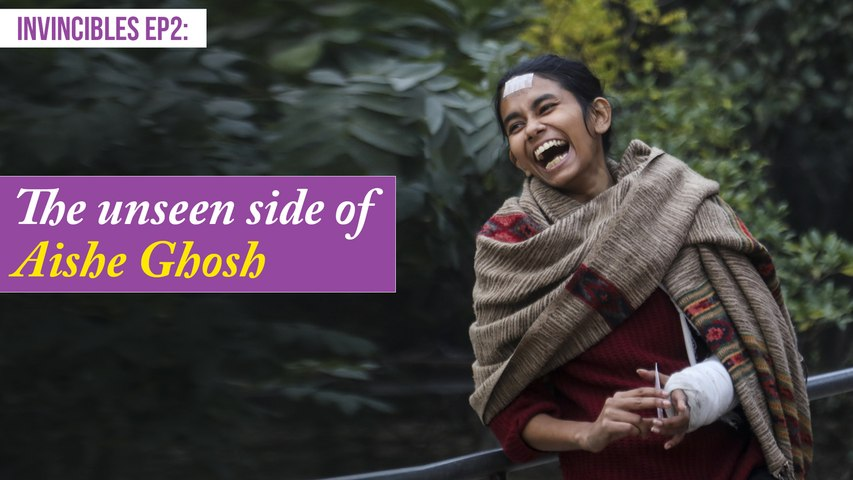 Women's Day 2020: Evolution of a 'Shy girl' l Aishe Ghosh
