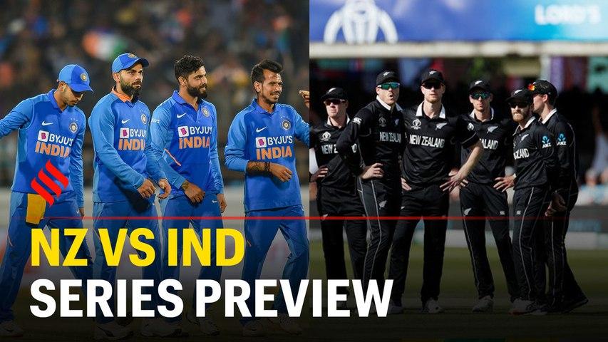 Virat Kohli-led Team India are favourites against New Zealand