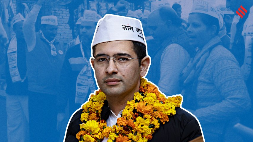 Delhi Elections 2020 | Raghav Chadha: Vote For Our Work, Otherwise Don't