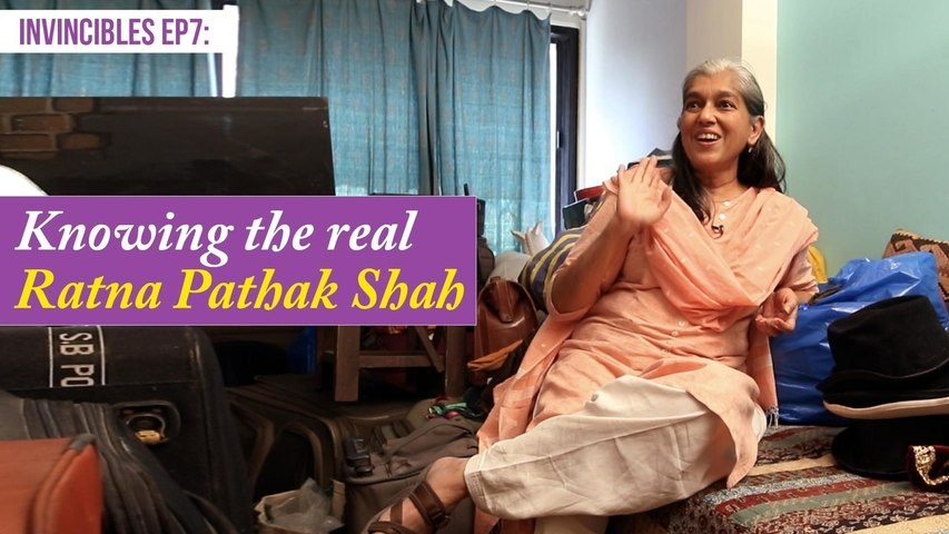 Ratna Pathak Shah: A Strong, Opinionated and Fearless Woman | Women's Day 2020