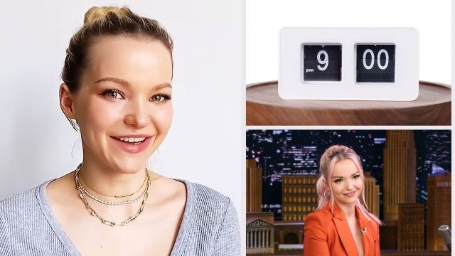 Everything Dove Cameron Does In a Day