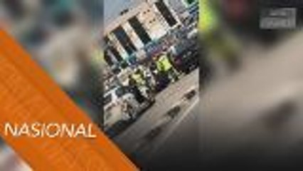 Tiada rompakan dan tembak menembak - Polis Melaka