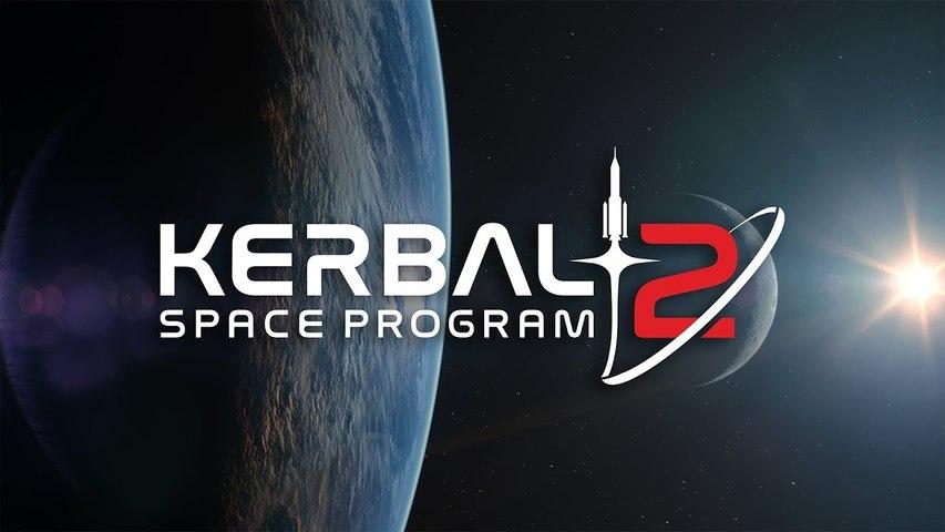 Kerbal Space Program 2  - Trailer cinématique