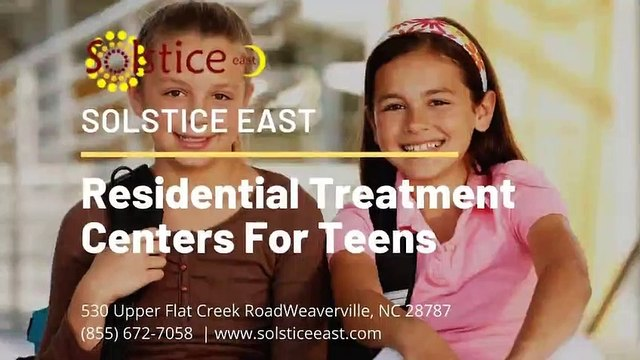One of the Residential Treatment Centers for Teen Girls