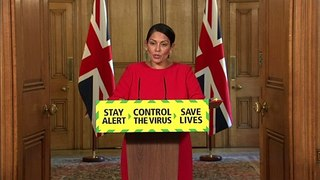 Priti Patel: 14 day quarantine will be enforced