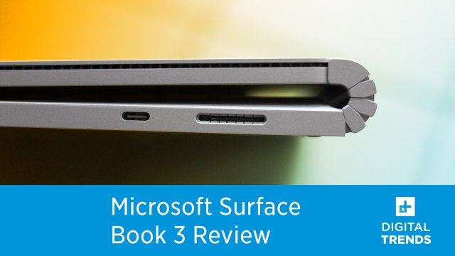 Microsoft Surface Book 3 review: Graphics unleashed