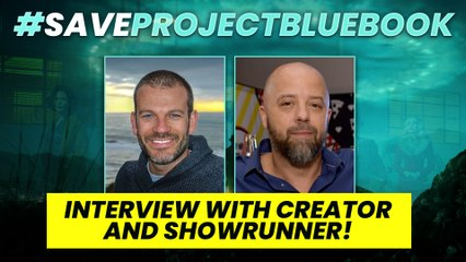Project Blue Book: The Show's Legacy - #SAVEBLUEBOOK