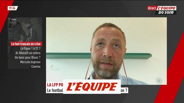 Desplat : «Le foot français est dans une crise majeure» - Foot - Guingamp