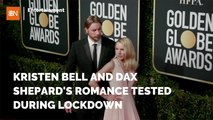 Kristen Bell And Dax Shepard's Lockdown Love