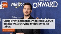 Chris Pratt Made An Email Mistake