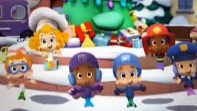 Bubble Guppies Season 2 Episode 2 Happy Holidays Mr Grumpfish