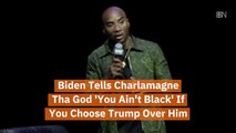 Biden's Latest Comment To The Black Community