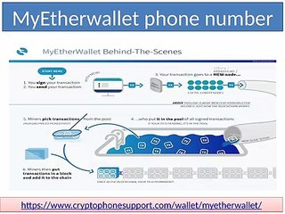 Troubles 18778462817 in MyEtherWallet customer care number