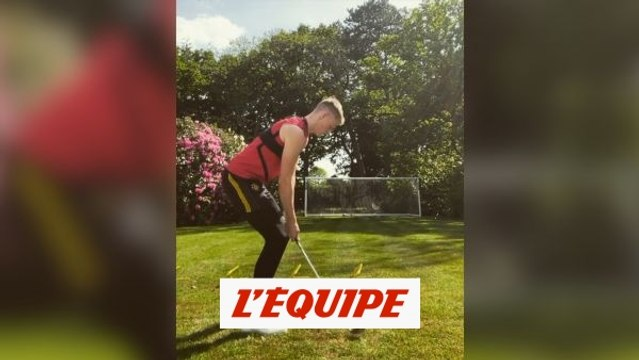 Scott Mc Tominay, le par de la barre - Foot - WTF