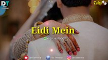 Romantic Eid Mubarak Status 2020 | Eid Mubarak 2020 WhatsApp Status New | Eid ul fitr wishes status