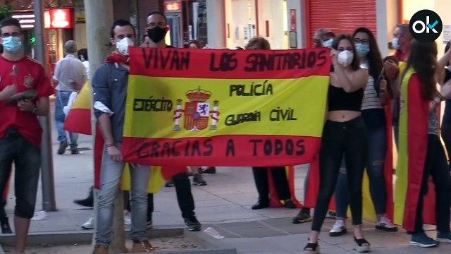 Nueva jornada de protestas en Moratalaz